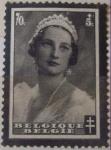Stamps Europe - Belgium -  Queen Astrid- Bélgica-1935