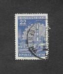 Sellos de America - Argentina -  699 - Industria