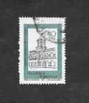 Sellos de America - Argentina -  Cabildo Historico de la Ciudad de Salta