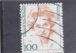 Stamps Germany -  ELISABETH SCHWARZKOPF- soprano