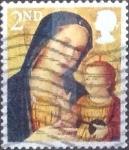 Stamps of the world : United Kingdom :  Scott#Xxxx intercambio, 0,80 usd, 2nd. 2015