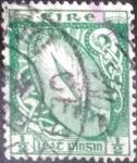 Stamps of the world : Ireland :  Scott#106 intercambio, 0,50 usd, 0,5 p. 1941