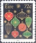 Stamps of the world : Ireland :  Scott#xxxx intercambio, 1,70 usd, 72 c. 2016