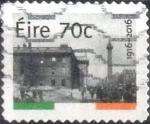 Stamps of the world : Ireland :  Scott#xxxx intercambio, 2,10 usd, 70 c. 2016