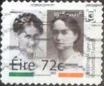 sellos de Europa - Irlanda -  Scott#xxxx intercambio, 2,15 usd, 72 c. 2016
