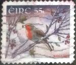 Stamps Ireland -  Scott#xxxx intercambio, 1,70 usd, 55 c. 2016