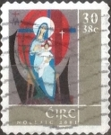 Stamps of the world : Ireland :  Scott#1352 intercambio, 1,00 usd, 30/38 c. 2001