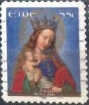Stamps Ireland -  Scott#1864 intercambio, 1,75 usd, 55 c. 2009