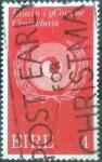 Sellos del Mundo : Europa : Irlanda :  Scott#310 intercambio, 0,20 usd, 4 p. 1971