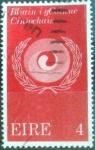 Stamps of the world : Ireland :  Scott#310 intercambio, 0,20 usd, 4 p. 1971