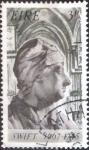 Stamps Ireland -  Scott#240 intercambio, 0,20 usd, 3 p. 1967