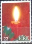Sellos de Europa - Irlanda -  Scott#649 intercambio, 0,75 usd, 22 p. 1985