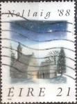 Sellos de Europa - Irlanda -  Scott#730 crf intercambio, 0,30 usd, 21 p. 1988