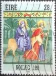 Sellos de Europa - Irlanda -  Scott#909 intercambio, 0,90 usd, 28 p. 1993