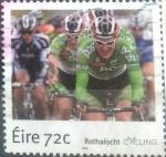 sellos de Europa - Irlanda -  Scott#xxxx intercambio, 2,10 usd, 72 c. 2016