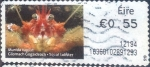 Stamps Ireland -  ATM#24 cr4f intercambio, 0,20 usd, 55 c. 2011