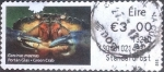Stamps of the world : Ireland :  ATM#35 cr4f intercambio, 0,20 usd, 300 c. 2012