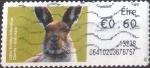 Stamps Ireland -  ATM#38 cr4f intercambio, 0,20 usd, 60 c. 2012