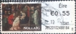 Sellos de Europa - Irlanda -  ATM#42 crf intercambio, 0,20 usd, 55 c. 2012