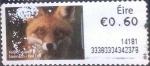 Stamps : Europe : Ireland :  ATM#48 cr4f intercambio, 0,20 usd, 60 c. 2013