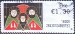 sellos de Europa - Irlanda -  ATM#81 intercambio, 0,20 usd, 130 c. 2016