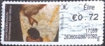 Stamps of the world : Ireland :  ATM#87 intercambio, 0,20 usd, 72 c. 2017