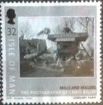 sellos de Europa - Isla de Man -  Scott#1303b intercambio, 0,95 usd, 32 c. 2009