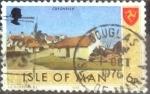 Sellos del Mundo : Europa : Isla_de_Man : Scott#21 intercambio, 0,35 usd, 6 p. 1973