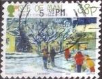Sellos de Europa - Isla de Man -  Scott#1528 intercambio, 1,25 usd, 38 p. 2012