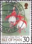 sellos de Europa - Isla de Man -  Scott#801 intercambio, 1,25 usd, 30 p. 1998
