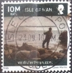 Sellos del Mundo : Europa : Isla_de_Man : Scott#1354 intercambio, 1,00 usd, 32 p. 2010