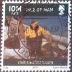 Sellos de Europa - Isla de Man -  Scott#1355 intercambio, 1,00 usd, 32 p. 2010