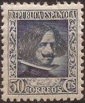 Sellos de Europa - España -  Diego Velázquez  1936  50 cents