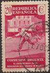 Sellos del Mundo : Europa : España : XL Aniv Asociación Prensa Urg 1936 20 cent