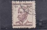 Sellos de America - Brasil -  ALMIRANTE MAURITY