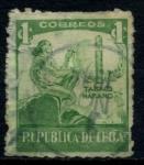 Stamps Cuba -  CUBA_SCOTT 356 $0.2