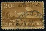 Stamps : America : Cuba :  CUBA_SCOTT C7.04 $0.2