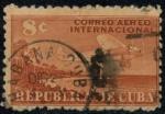 Stamps : America : Cuba :  CUBA_SCOTT C40 $0.3