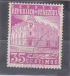 Stamps Venezuela -  OFICINA PRINCIPAL DE CORREOS CARACAS