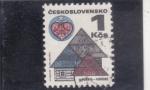Stamps Czechoslovakia -  MORAVA
