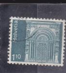 Stamps Switzerland -  PORTAL