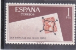 Stamps : Europe : Spain :  DIA DEL SELLO (30)