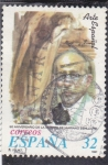Stamps : Europe : Spain :  50 aniversario muerte Mariano Benlliure (30)