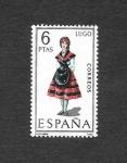 Sellos de Europa - España -  Edf 1903 - Trajes