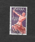 Stamps : Europe : Spain :  Edf 1766 - Alegoría
