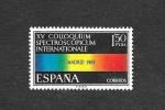 Sellos del Mundo : Europa : España : XV Coloquium Spectroscopicum Internationale