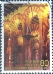 Stamps Japan -  Scott#3597h intercambio, 1,25 usd, 80 yen 2013