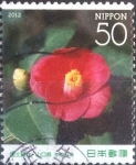 Stamps Japan -  Scott#3425d intercambio, 0,50 usd, 50 yen 2012