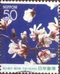 Sellos de Asia - Japón -  Scott#3123e intercambio, 0,50 usd, 50 yen 2009