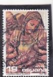 Sellos de Europa - España -  NAVIDAD-86 (30)